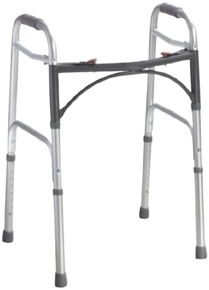 McKesson Aluminium Folding Walker