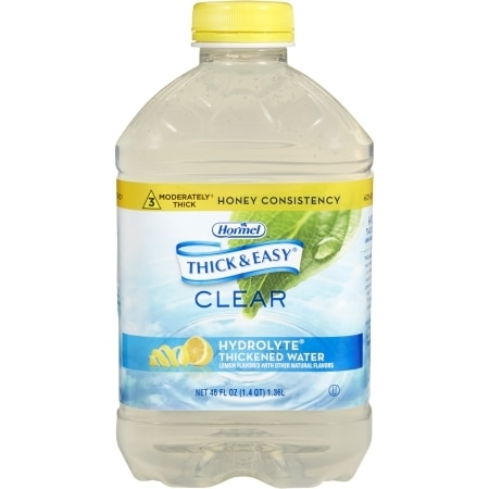 Thick & Easy Hydrolyte Thickened Water