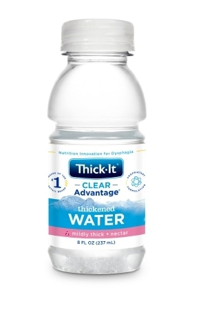 Thick-It Clear Advantage Thickened Water 8 fluid ounces