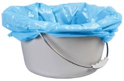 Carex Commode Liner, FGP70900 0000, Box of 7