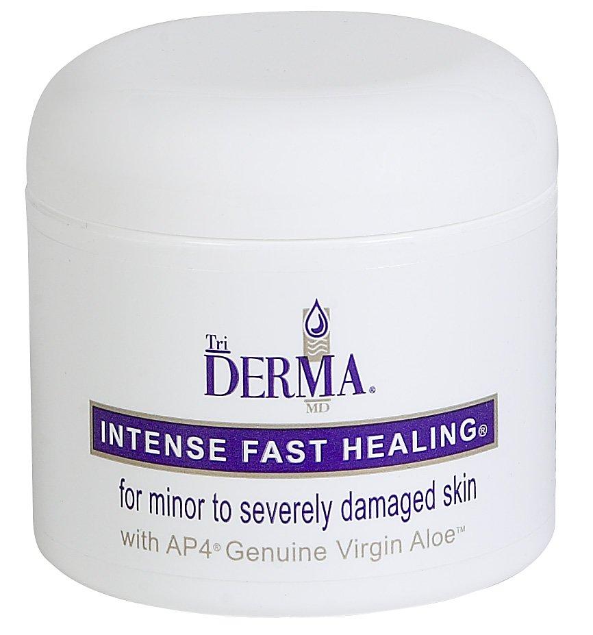 TriDerma Intense Fast Healing, 4 oz. Jar, Unscented, 09041, 1 Each
