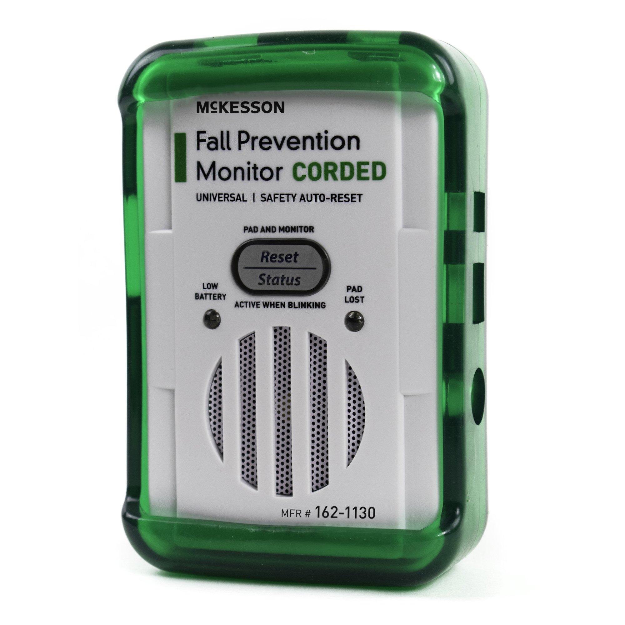 McKesson Corded Fall Prevention Monitor, 162-1130, 1 Each