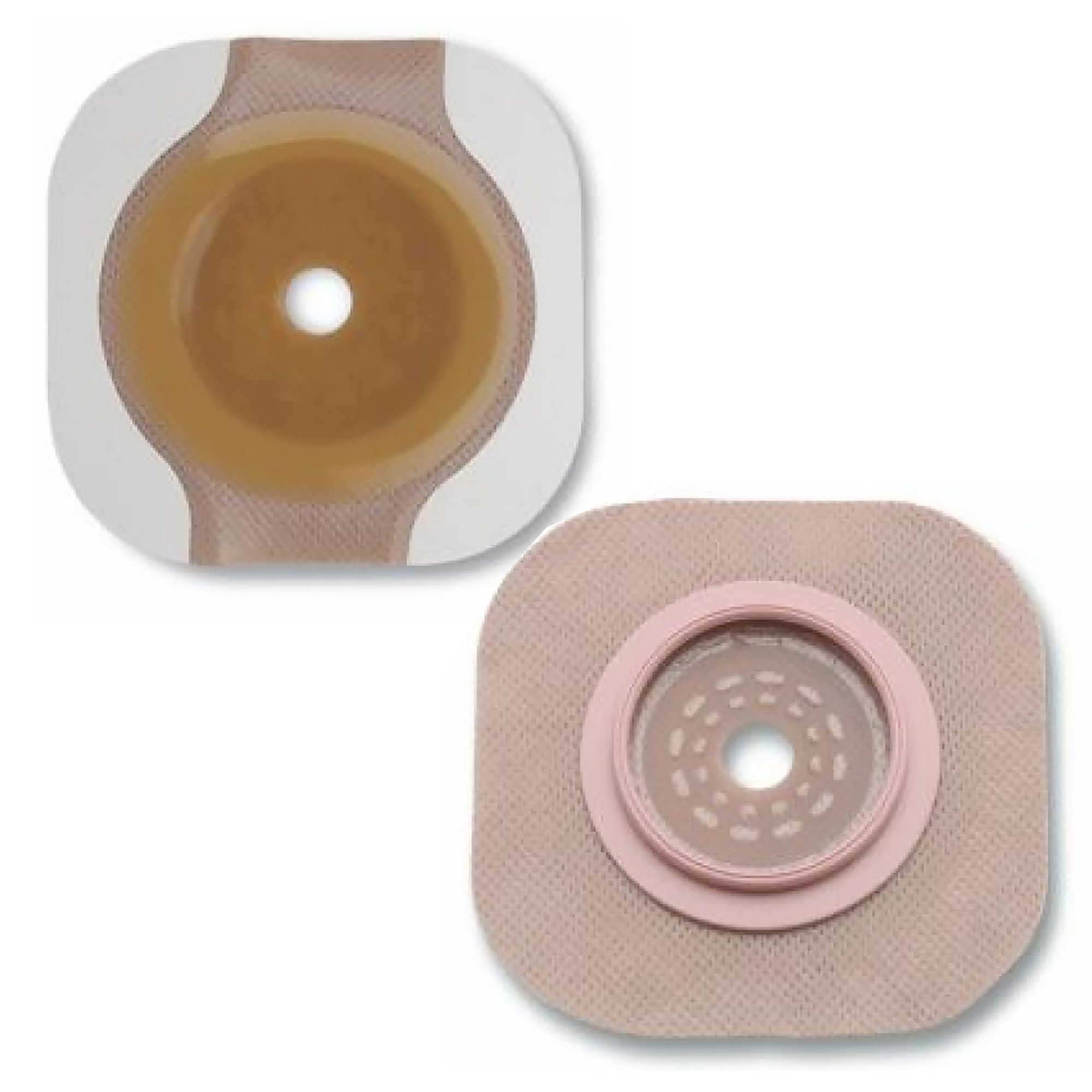 New Image Flextend Ostomy Barrier, Trim to Fit, 44 mm Flange, 14602, Box of 5