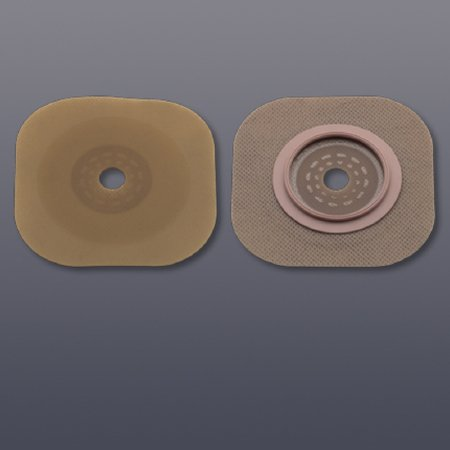 FlexTend Trim to Fit Ostomy Barrier, Blue Code System, Up to 2-1/4 Inch Opening, 15604, Box of 5