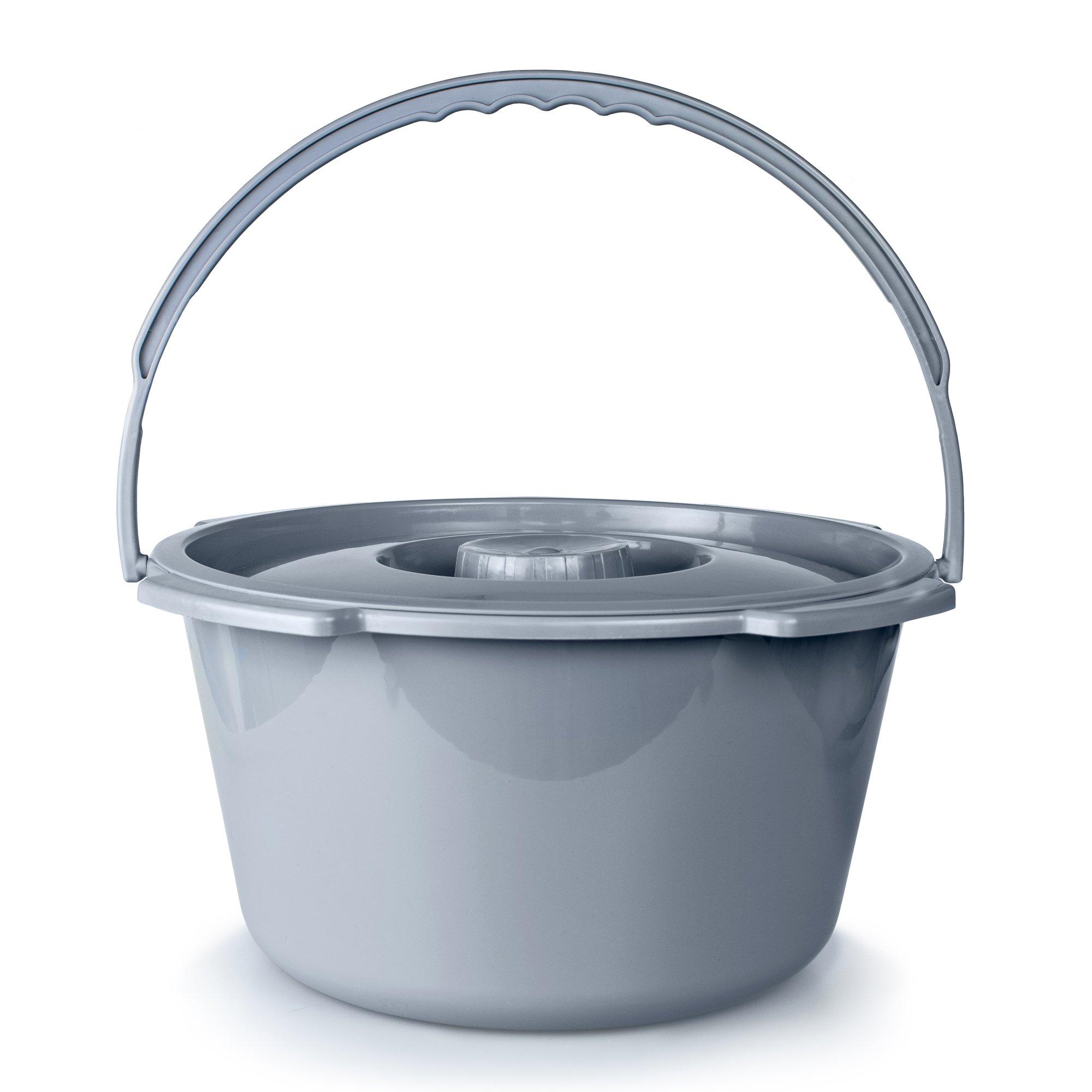McKesson Commode Bucket, 146-11106, 1 Each