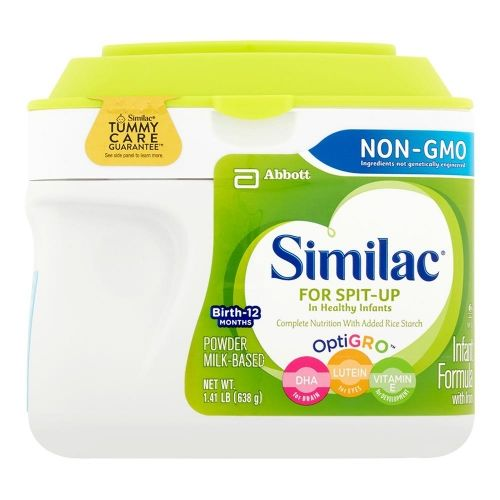 Similac for Spit Up Infant Formula with Iron Powder, 19.5 oz., 68086, 1 Each