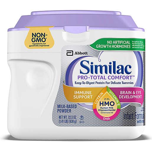 Similac Pro-Total Comfort Infant Formula Powder, 20.1 oz., 68107, 1 Each