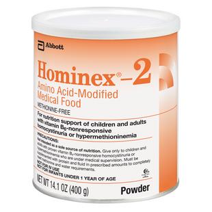 Hominex-2 Amino Acid-Modified Medical Food Powder, 14.1 oz., 67042, 1 Each