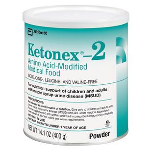 Ketonex-2 Amino Acid-Modified Medical Food Powder, 14.1 oz., 67050, 1 Each