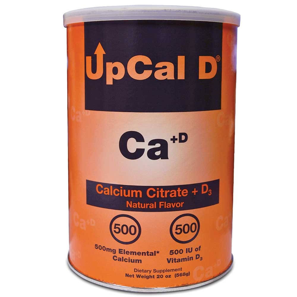 UpCal D Oral Supplement, 20 oz. Can, GH84, Case of 6