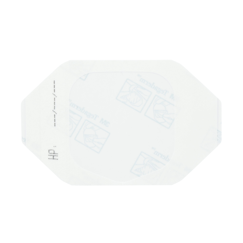 "3M Tegaderm HP Film Dressing, 2-3/8 X 2-3/4"", 9534HP, Box of 100"