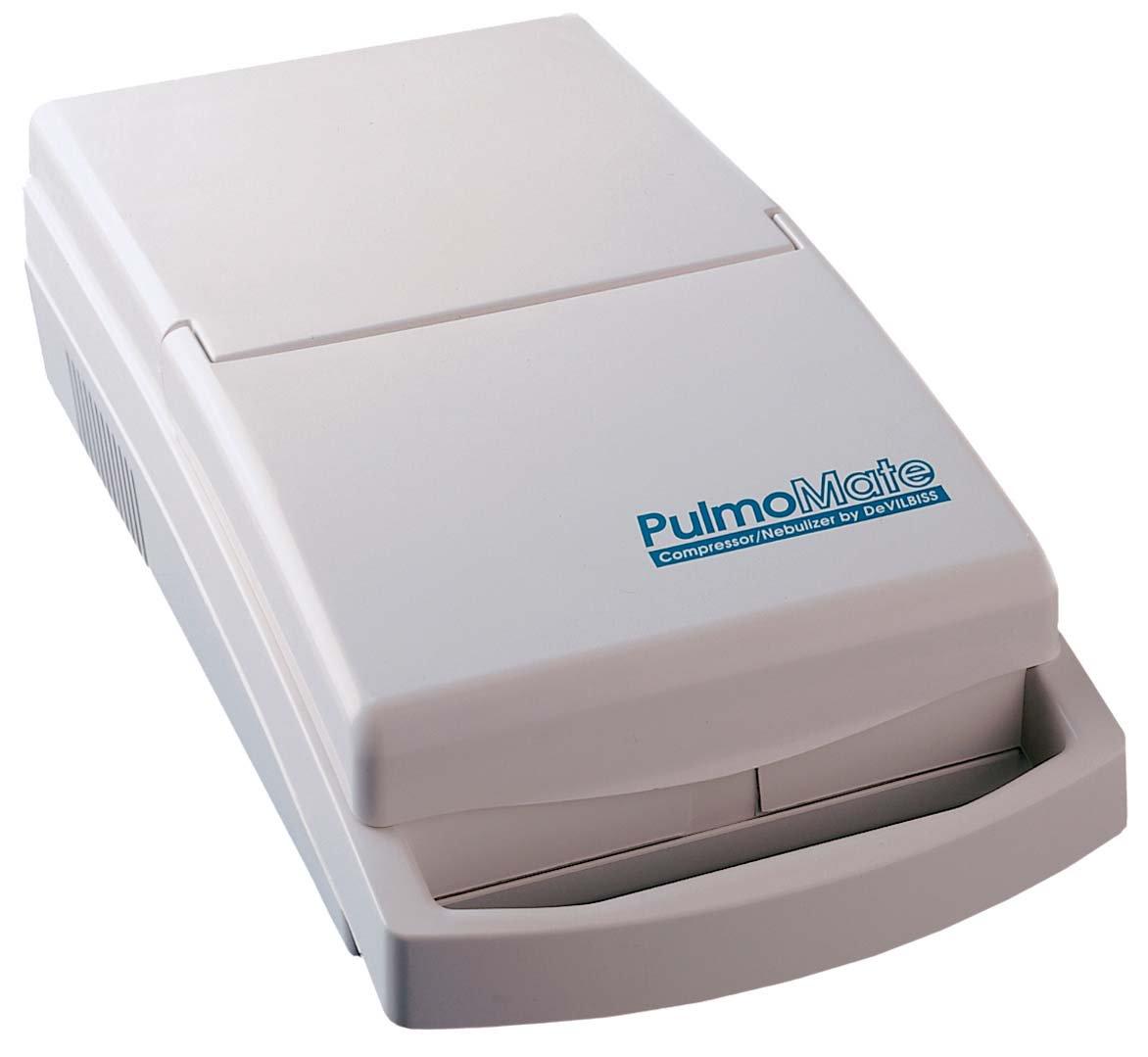 DeVilbiss PulmoMate Nebulizer Compressor, 4650D, 1 Each