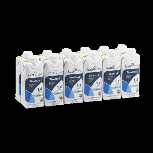 Kate Farms Standard 1.4 Sole-Source Nutrition Formula, Vanilla