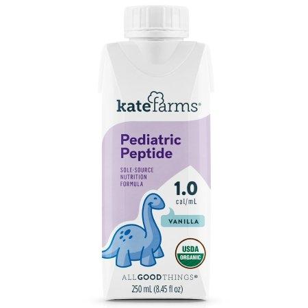 Kate Farms Pediatric Peptide 1.0 Sole-Source Nutrition Formula