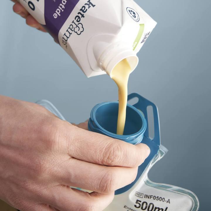 Kate Farms Peptide 1.0 Sole-Source Nutrition Formula, Vanilla, 11 oz., 811112030553