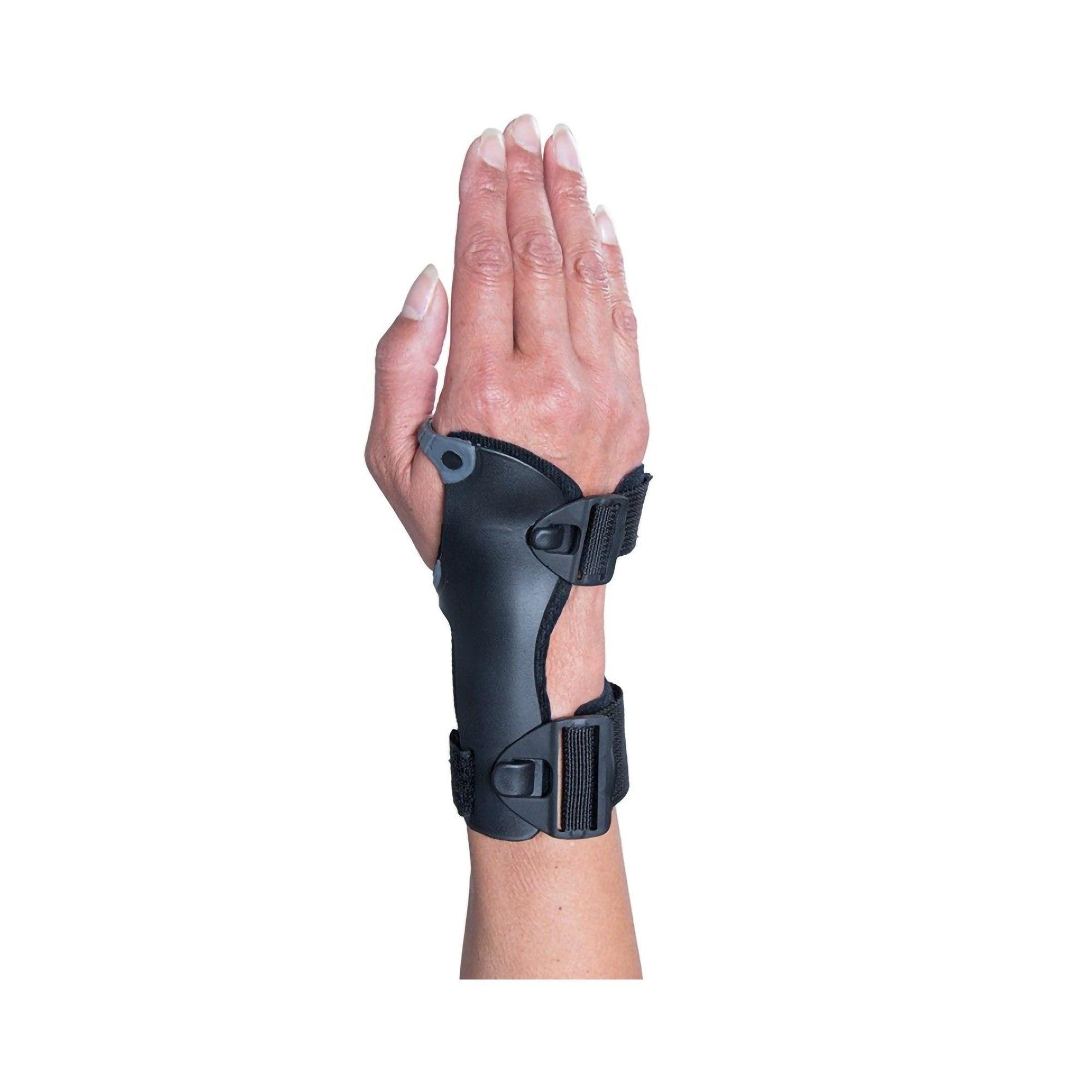 "Ossur Exoform Left Carpal Tunnel Wrist Support, 517085, Medium (Wrist 6.5-7.75""/Palm 8-9.25"") - 1 Each"