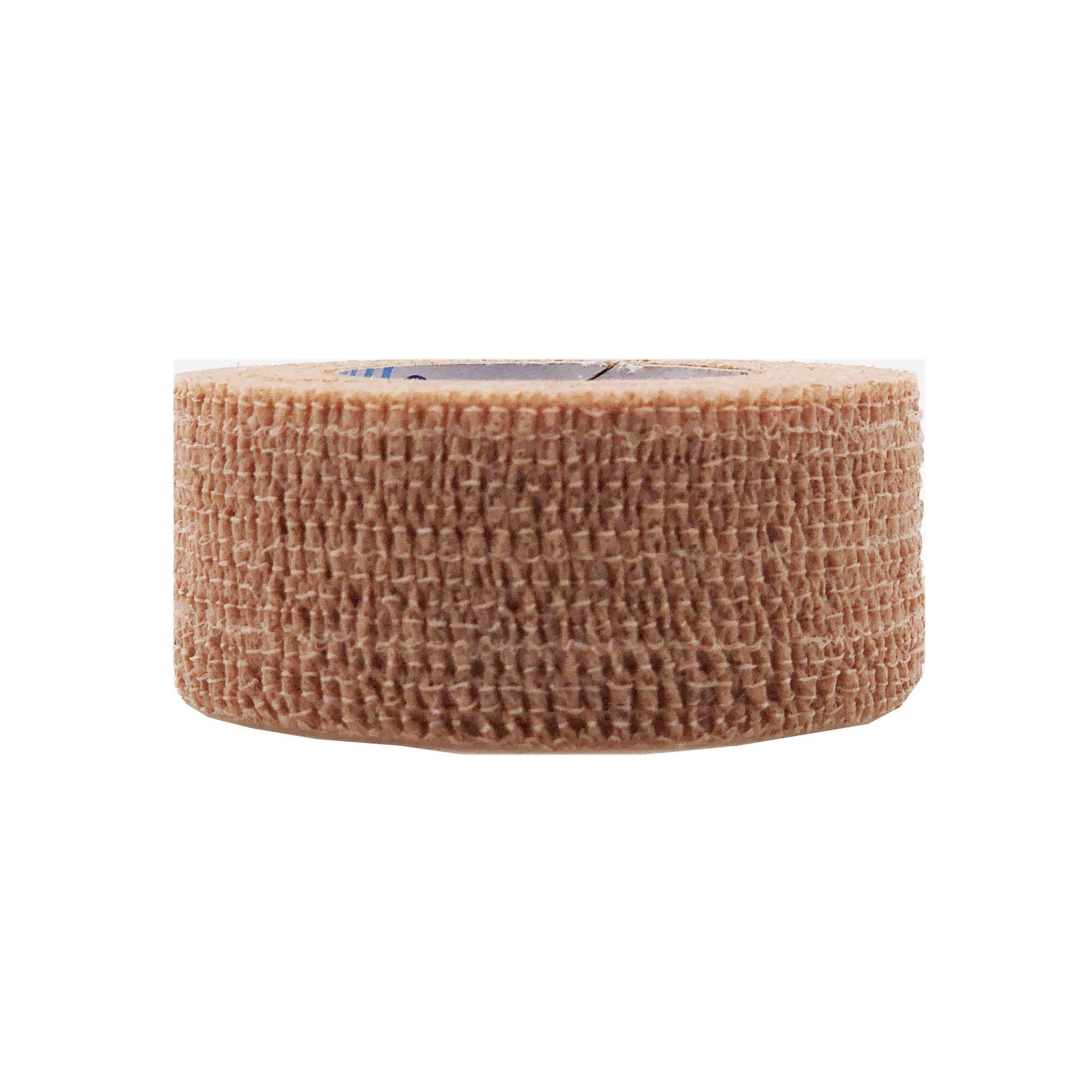 "CoFlex Med Cohesive Bandage, 1"" x 5 yds, 7100TN, Tan - Case of 30"