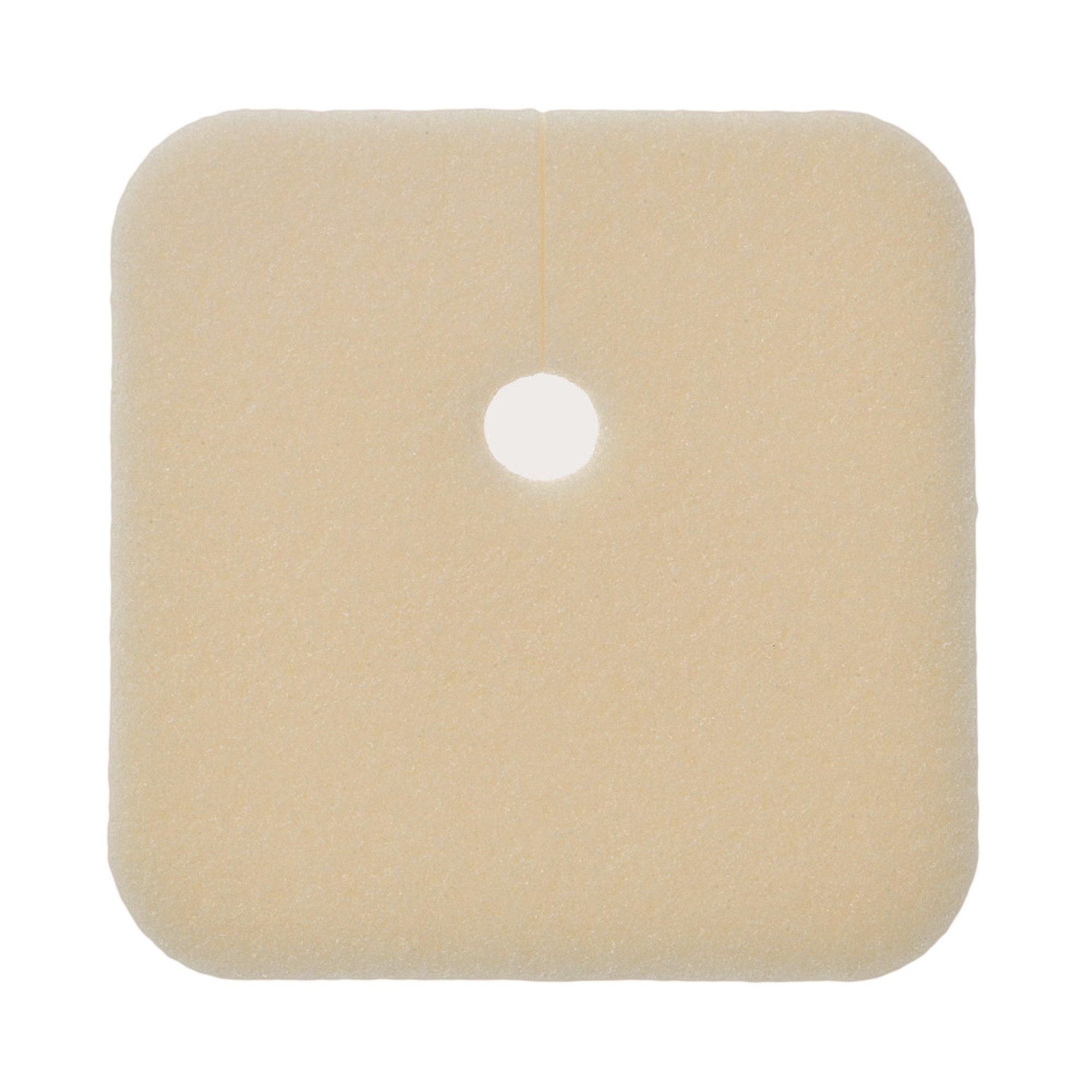 "Molnlycke Lyofoam Max T Non-adhesive without Border Foam Dressing, 3.5 X 3.5"", 603207, Box of 10"