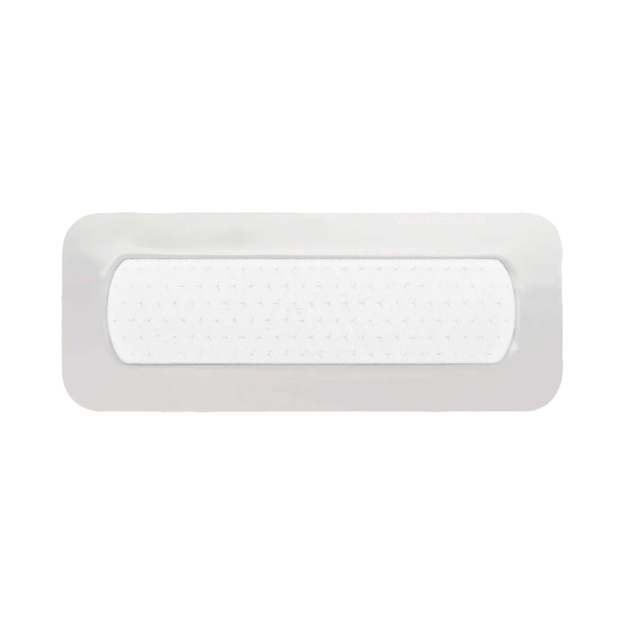 "Molnlycke Mepilex Border Post-Op Adhesive with Border Foam Dressing, 4 X 6"", 496300, Box of 10"