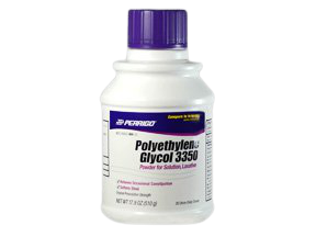 Perrigo Polyethylene Glycol 3350 Laxative Powder, 45802086803, 1 Each