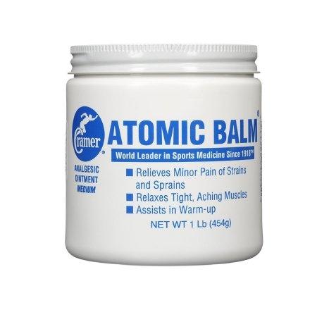 Cramer Atomic Balm Analgesic Ointment, 15538, 1 lbs. - 1 Each