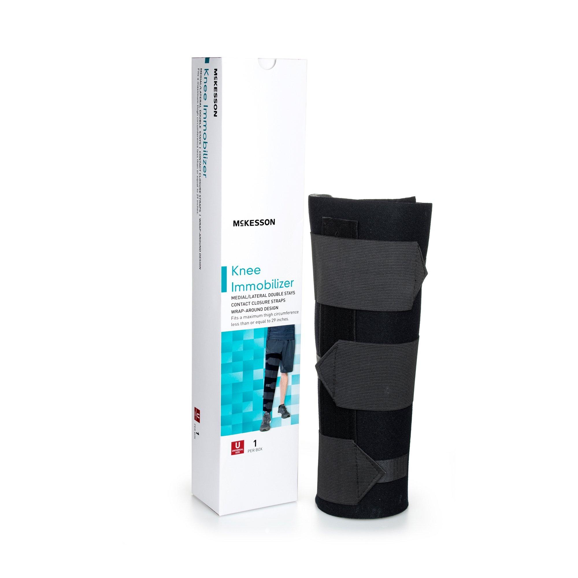 "McKesson Knee Immobilizer, 155-79-96016, 16"" - 1 Each"