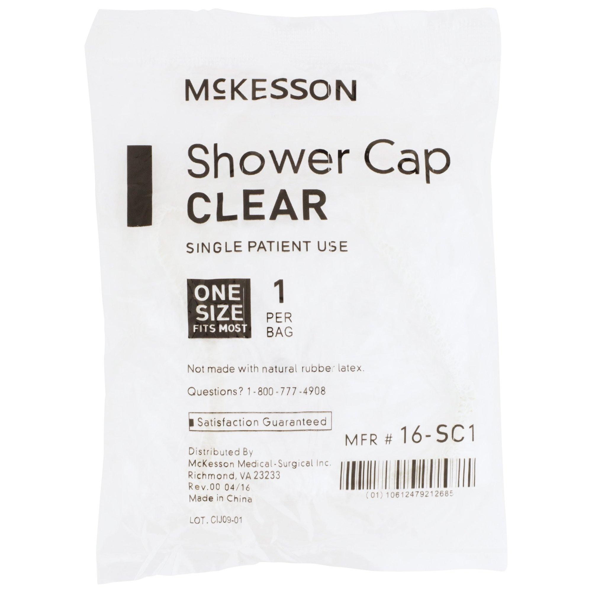 McKesson Shower Cap, 16-SC1, Box of 200