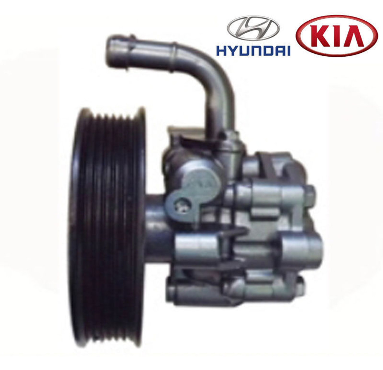 For 2010-2013 Kia Forte Power Steering Pump 38734DV 2011 2012 100/% New