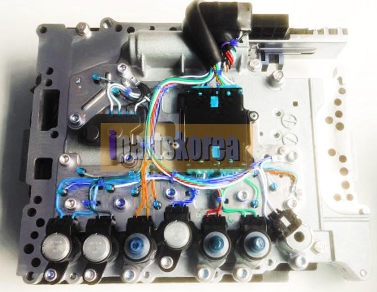 Transmission valve body Solenoid 462004C040 for Kia & Hyundai