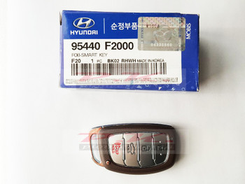 Genuine 95440F2000 819962B020 Smart Key Remote Control For Hyundai Elantra 2017