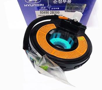 Genuine Steering Wheel Clock Spring 934902B200 For HYUNDAI SantaFe 2007~10