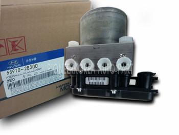 HYDRAULIC MODULE ABS CONTROLLER 589202Q300 FOR HYUNDAI AVANTE HYBRID