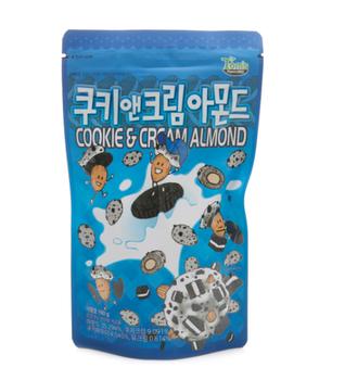 Korea Brand cooki&cream Almond (190g)