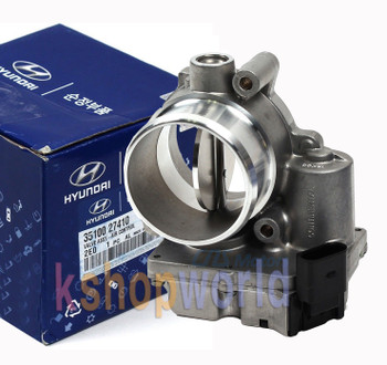 Genuine Throttle Body 3510023701 for Hyundai Tucson 2004-2009