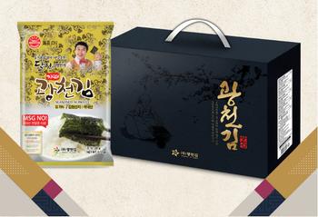Korea Brand Gwangcheon  Gim  (20g*20EA) 400g