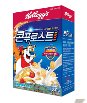 Korea Brand Celloggs Konfurost cereal  ( 600g)