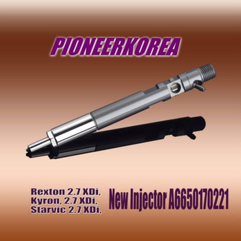 Copy a Product - K428 Diesel Fuel CRDI New Injector of Ssangyong Rexton A6650170021/ one piece