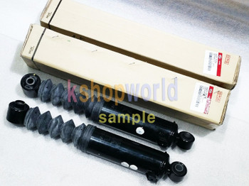 REAR SHOCK ABSORBER (L+R 2P) 553113M500 553213M500 FOR HYUNDAI GENESIS 2007-2014 by DHL