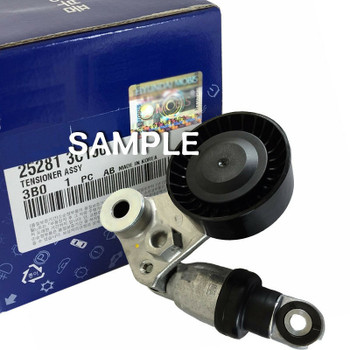 2441026800 PULLY TENSIONER ASSY FOR HYUNDAI VERNA 2000-2005 BY DHL