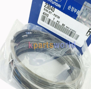 Genuine Ring Set-Piston 0KFY311SDX for Kia Sportage 2000-2003