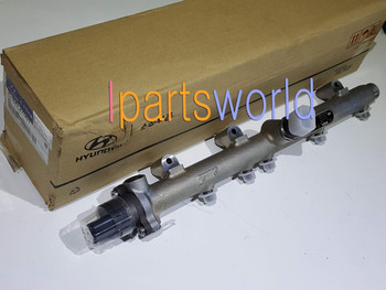 Fuel Common Rail Assy 6650700195 for Ssangyong Rexton Rodius 2003-04