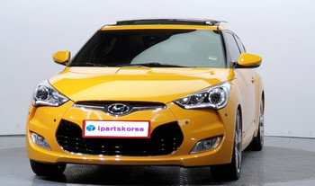 HYUNDAI VELOSTER USED VEHICLE EXTREME GASOLINE 1591CC YELLOW 46281KM