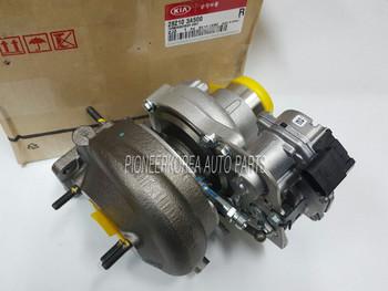 Turbocharger 282012A701 28201-2A701 for Hyundai i20 i30 Kia C'eed Soul 1.6 CRDi
