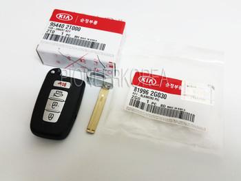 Smart Key Fob 954402T000 Transmitter entry for Kia Optima K5(2010-2013)