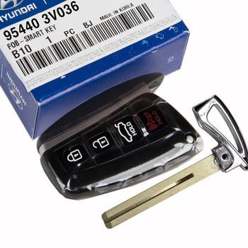 Smart Key Fob Remote 954403V036 819963N700 For Hyundai Grandeur Azera 2015~16