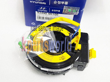 CONTACT ASSY-CLOCK SPRING 934904D105 FOR KIA CARNIVAL 2005-2013