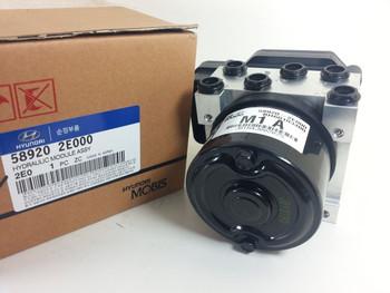 589202E450 Genuine ABS Hydraulic Module for Tucson
