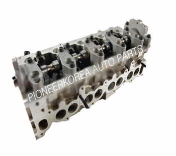 K371 D4EB CYLINDER HEAD 2210027400 2210027800 2210027750 for Hyundai SantaFe2.2