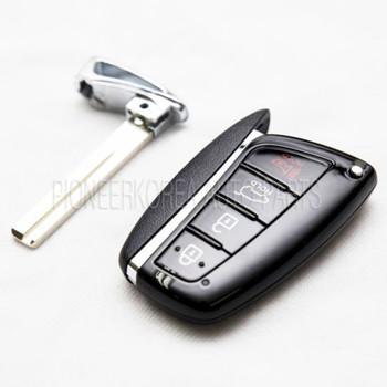 4 Button Smart Remote Key FOB 95440B1200BLH 81996B1000 for Hyundai Genesis 3.8