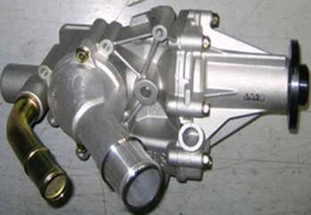 Water pump A6652000801 6652000801 For Rexton Musso,Korando